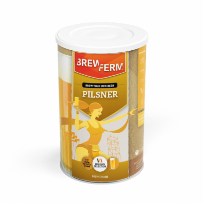 Kit Brewferm Pilsner