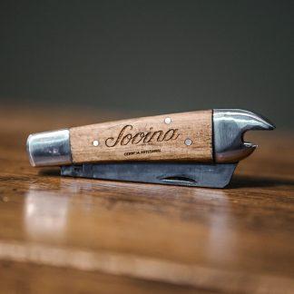 Canivete capa-grilos