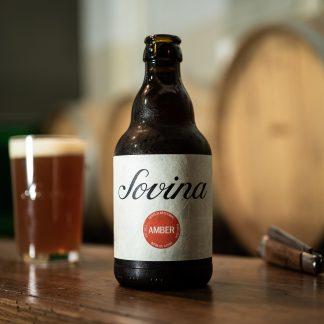 Cerveja Artesanal Sovina Amber
