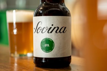 Cerveja Artesanal Sovina IPA 33cl