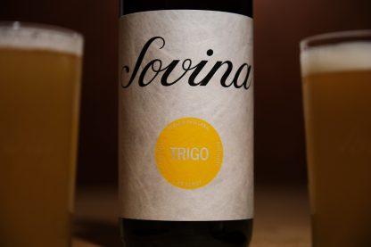 Cerveja Artesanal Sovina Trigo 75cl