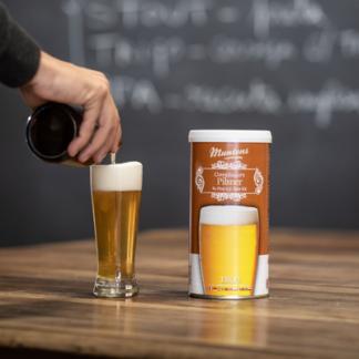 Kit de extracto de cerveja